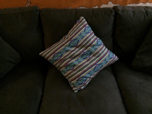Boom! Pillow!
