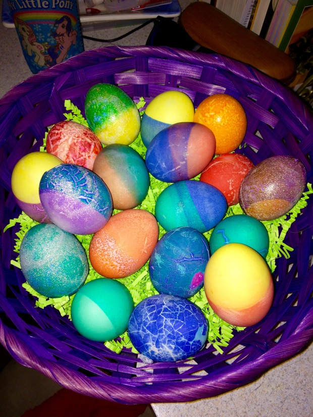 How can you NOT have fun creating this outcome?! Happy Easter, y'all!