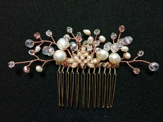 Bridesmaid comb