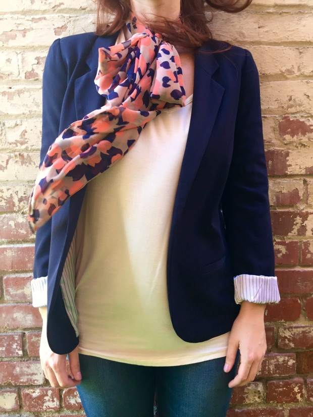 The Secretary Scarf (aka Pussy Bow) will come in lots of colors and patterns very soon.