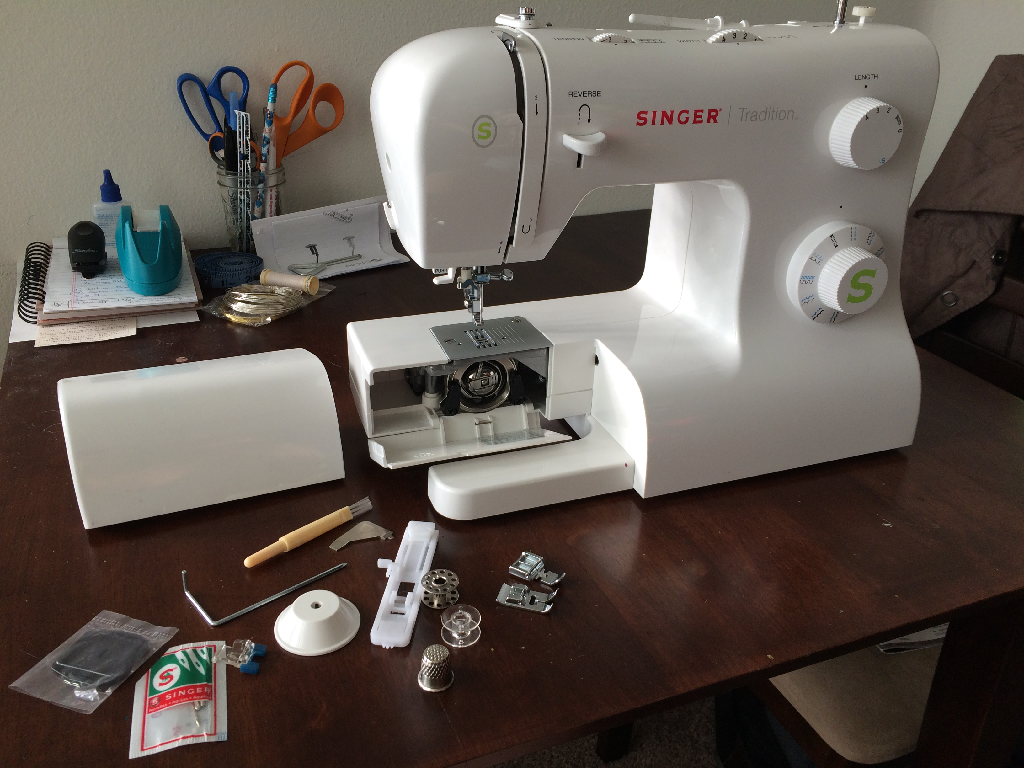 singer 2277 tradition sewing machine reviews